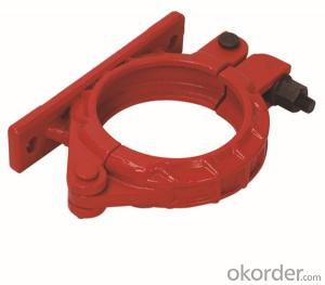 Casted/Forged DN125 Concrete Pump Durable Clamp