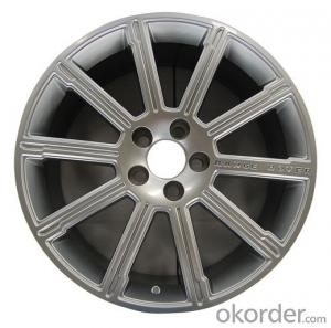 LY0332085 Passenger Car Aluminium Alloy Wheel