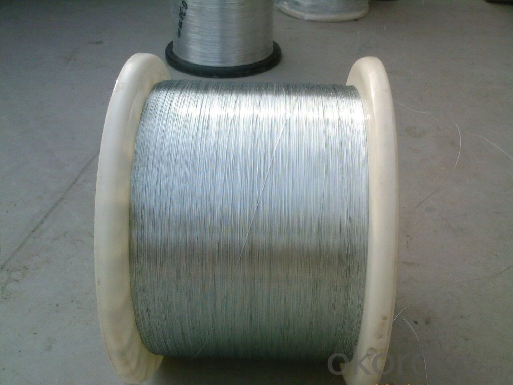 Hot-Dipped Galvanised Wire with Different Sizes and Gauges