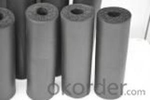 Thermal Insulation Rubber Sheet Rubber Pipe for HVAC