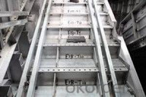 Alibaba Best Selling Construction and Real Estate Aluminum Formwork System with High Efficiency