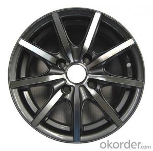 LY0181355 Passenger Car Aluminium Alloy Wheel