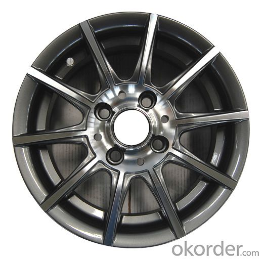 LY0171355 Passenger Car Aluminium Alloy Wheel