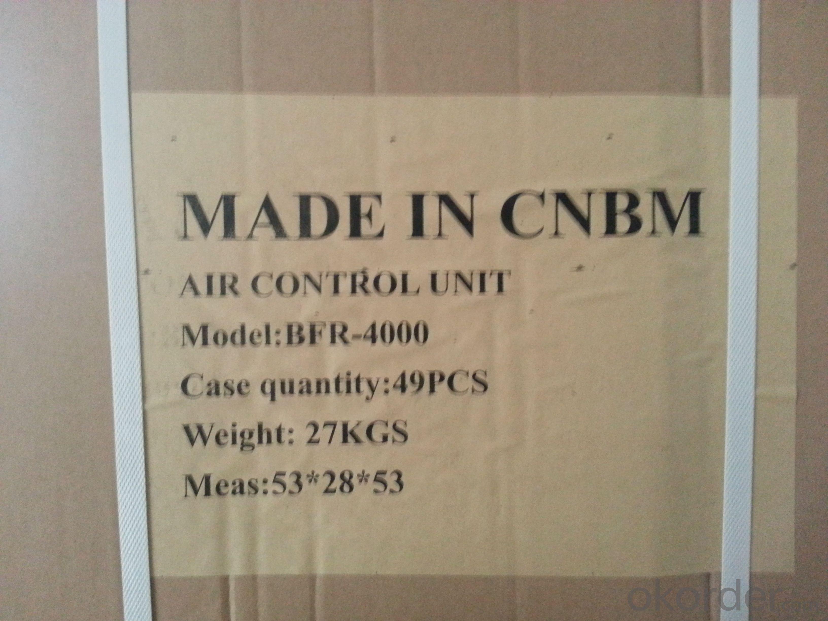 AIR FILTER BFC-4000  1/2
