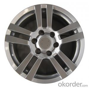 LY0321775 Passenger Car Aluminium Alloy Wheel