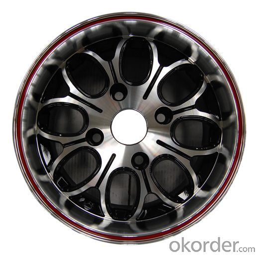 LY0751360 Passenger Car Aluminium Alloy Wheel