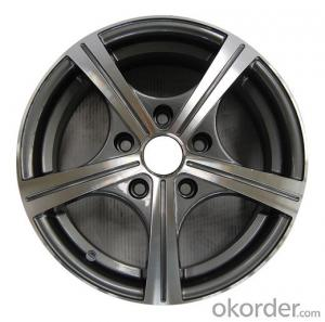 LY0201460 Passenger Car Aluminium Alloy Wheel