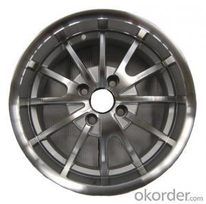 LY0691565 Passenger Car Aluminium Alloy Wheel