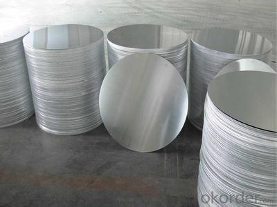 Aluminum Circle Aluminum pot  in DC and CC