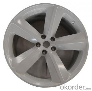 LY9242090 Passenger Car Aluminium Alloy Wheel