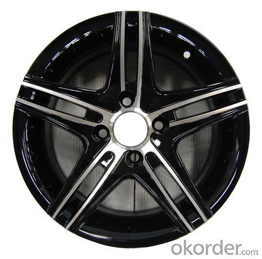 LY0761460 Passenger Car Aluminium Alloy Wheel