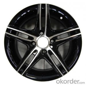 LY0761460 Passenger Car Aluminium Alloy Wheel