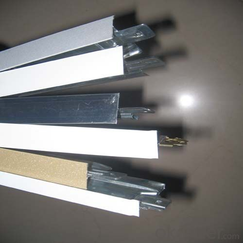Suspension Ceilinng Grid System Long Cross Tee
