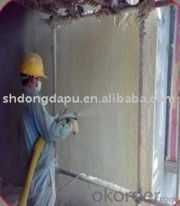 Rigid Polyols Blend for Spray Insulation