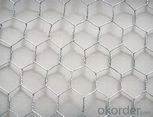 Hexagonal Wire Mesh 0.64 mm Gauge 5/8'' Inch Aperture