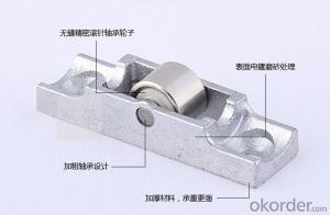 Hot Sell Aluminum Sliding Window Roller Manufacturer