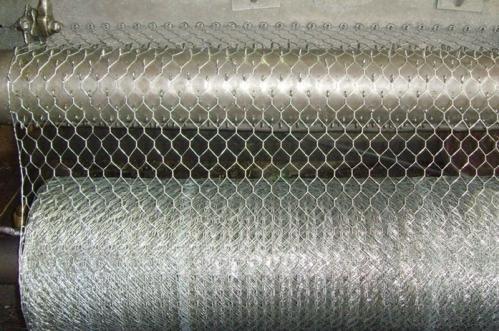 Galvanized Hexagonal Wire Mesh 0.58 mm Gauge