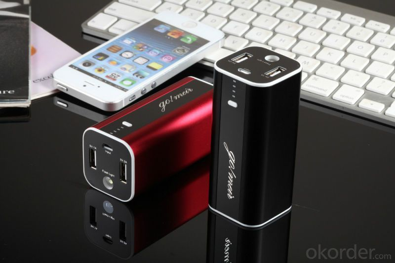 Smallest 10400mAh Power Bank with Real Capacity