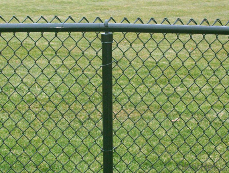 Hot chain Link Fence