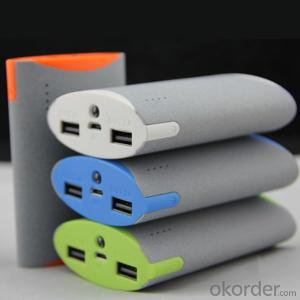 Mobile Power Bank for Smartphone with New Design