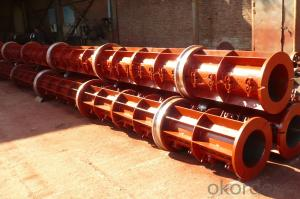 concrete pole plant mould 9 meters