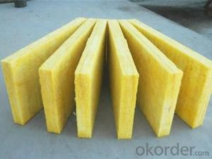 Glass Wool Board 20kg/m3 china manufacturer