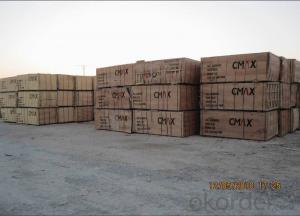 Brown Film Faced Plywood Hardwood Core for Formwork
