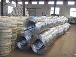 Electro Galvanized Iron Wire With High Quality