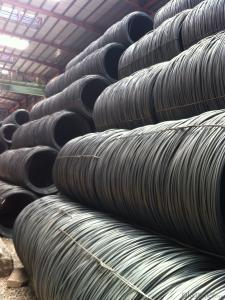 Steel Wire Rods in SAE1006-SAE1018 with High Quality