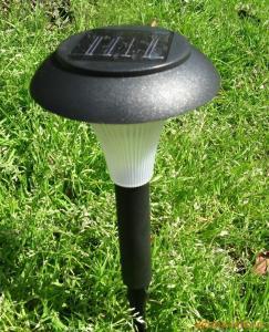 Solar Garden/Ground Lights