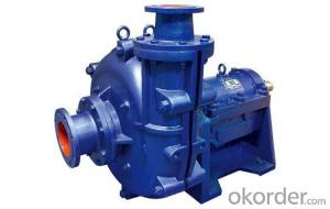 KZJ series slurry pump