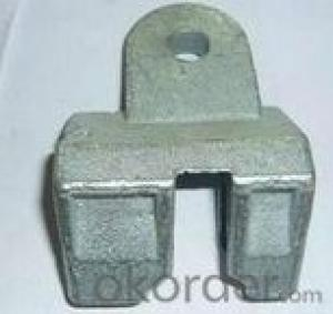 Building Ringlock Scaffold Diagonal Brace End