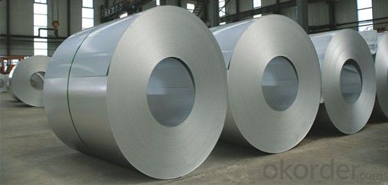 Good Quality Cold Rolled Steel Coil