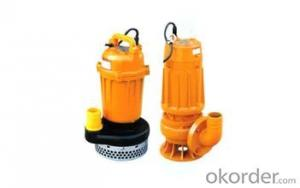 Sewage Water Treatment Pump SP001