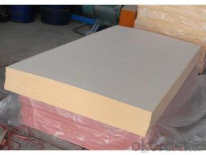 Phenolic Foam Boards Insulation 10CM for wall