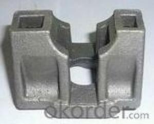 ringlock scaffolding ledger end used as scaffolding accessory