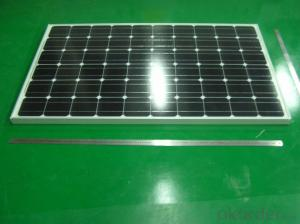 Single crystal Silicon Components Soalr Panel 90W