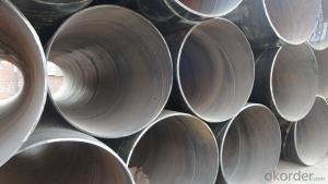 SSAW  Hot Rolled Steel Pipe