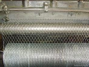 Hexagonal Wire Mesh 0.64 mm Gauge 1 Inch Aperture