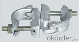 Scaffolding British Type Swivel Coupler