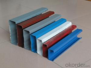 Prepainted Galvanized Steel C Purlins