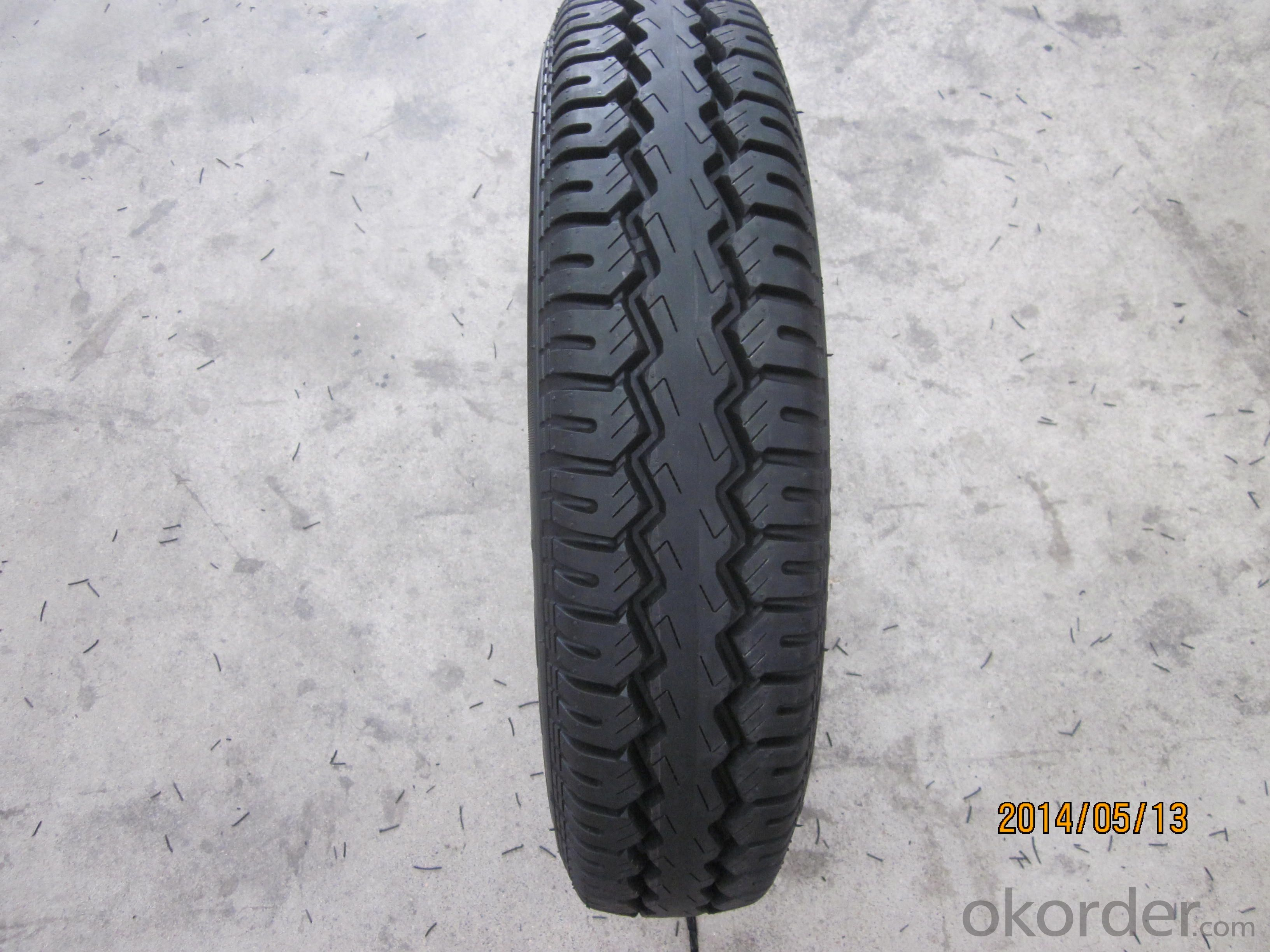 Passage Car Radial Tyre 500R12 LRP198
