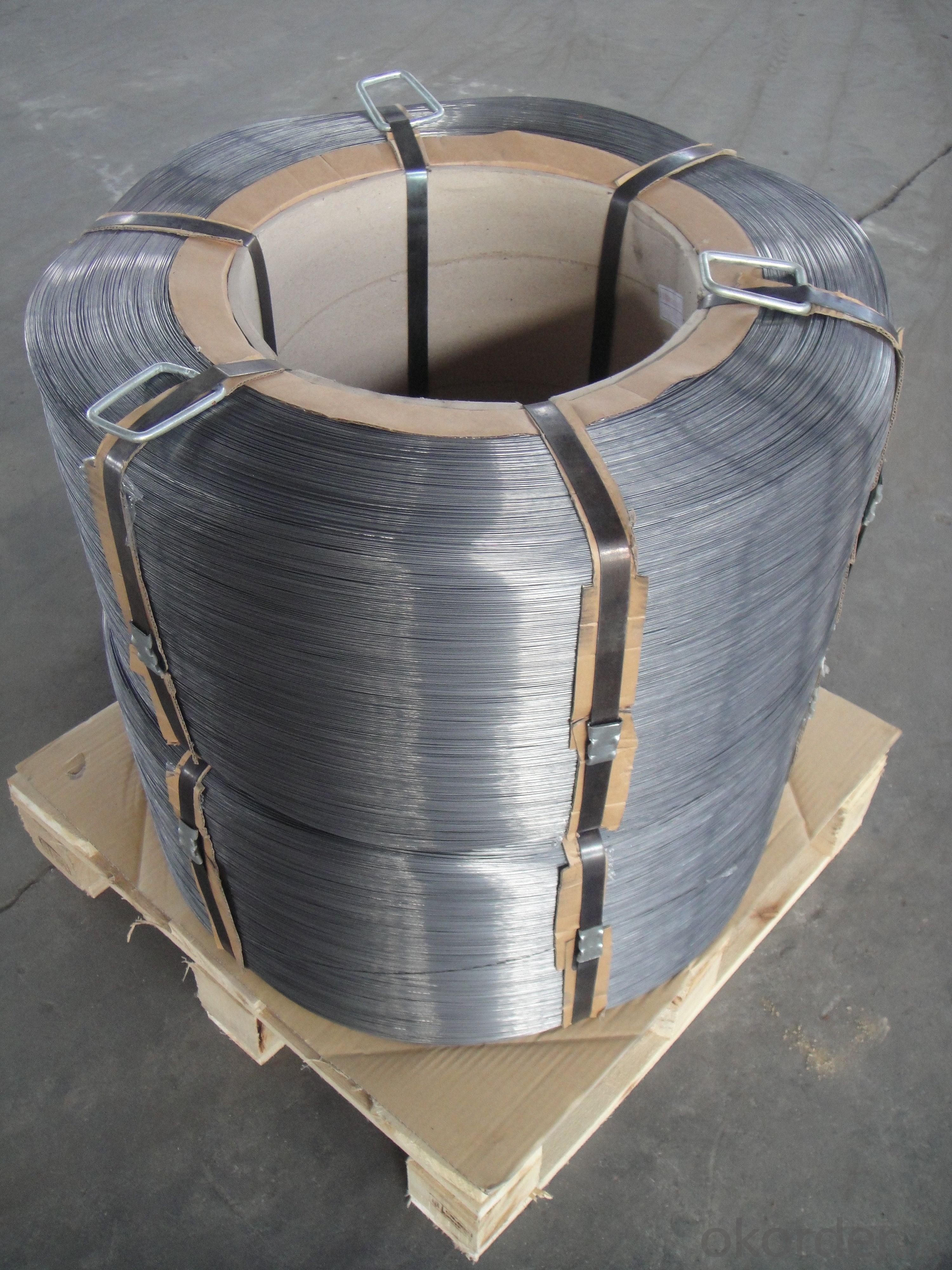 phosphating steel wire