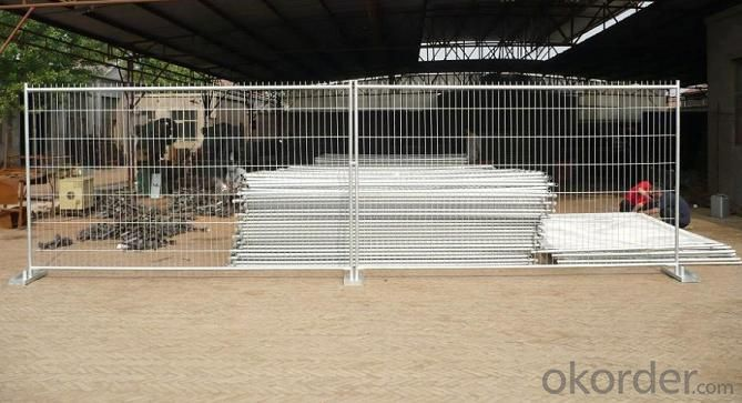 Temporary Fence of good performance