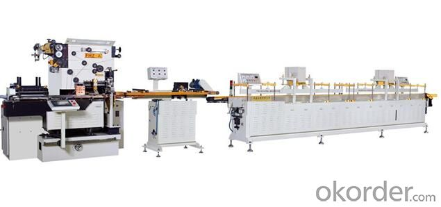 Fully Automatic Can Body Production Line for Packaging