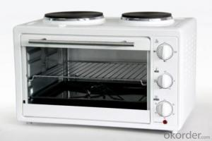 Convection Electric Oven with 33 Liter