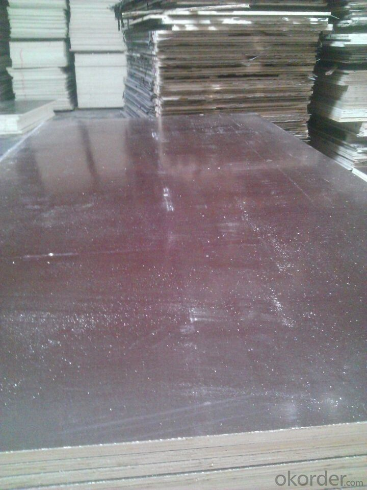 Brown Film Faced Plywood Combi Core for Formwork