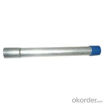 British standard galvanized steel pipe