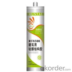 RT-900 Neutral Silicone Sealant for Doors&Windows glass