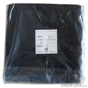 Black Good Quality PVC Mesh Tarp